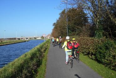De Korf vzw – fietskamp met ouders