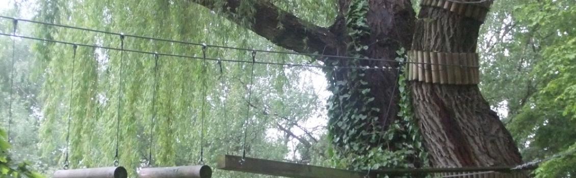 Ten Dries – Klim- en klauterparcours